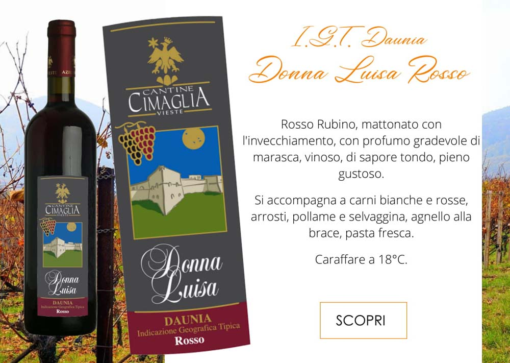 donna luisa rosso